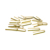 10cm bamboo  food serving tongs