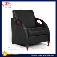 AC-146 cafe sofa chair foldable sofa chair With Armrest