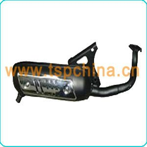 Motorcycle EXHAUST PIPE for 3KJ Engine parts