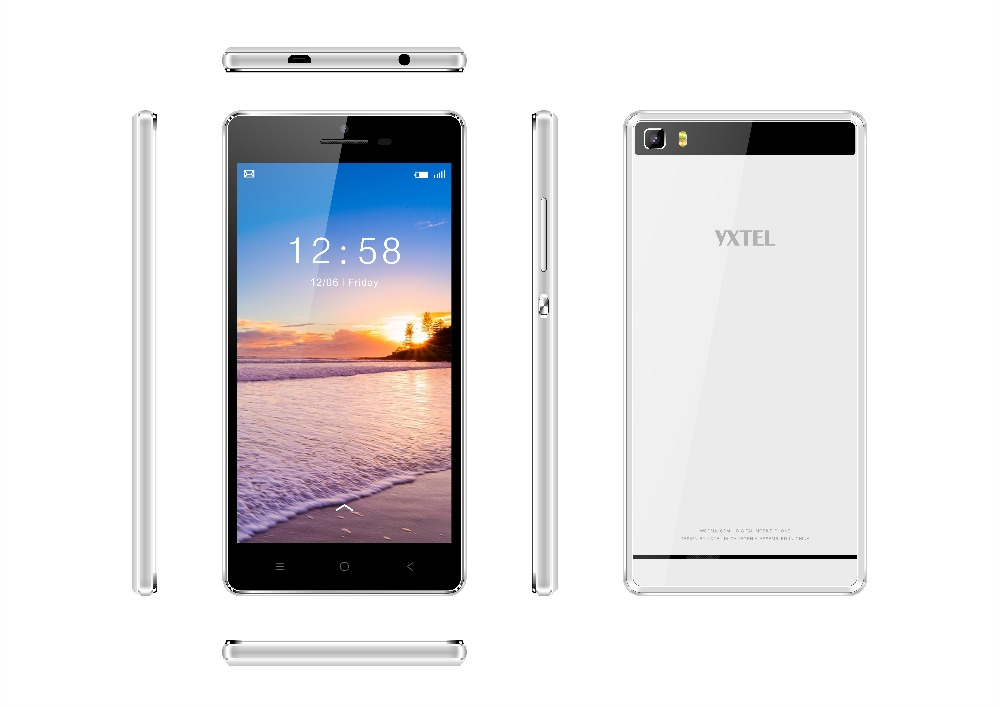 YXTEL U1 mobile phone cheapest price 3g smart phone with 5 inch quad core android phone