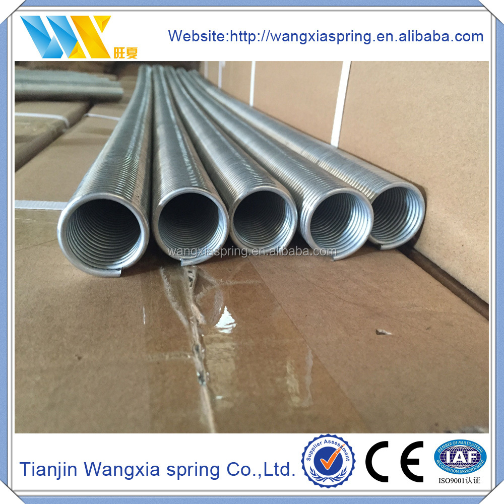 Customized steel garage door torsion spring with Zinc coating
