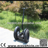 Two wheels off-road self balanced gyro model kettler ad trike scooters from China for sales