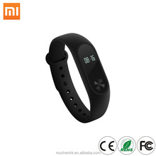 Good Quality Mi Band 2 wristband with Heart Rate Monitor Bluetooth Phone Pedometer 99% original smart watch silico band
