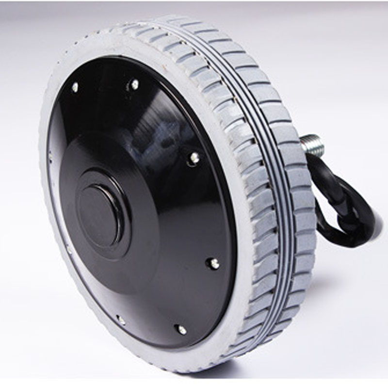 24v 200w 8inch Electric Hub Motor For Wheelchair Design