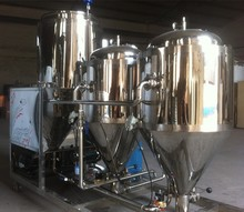50L home brewery mini beer brewing equipment for pub beer equipment