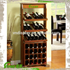 Wooden Wine Champagne Storage Rack, wine holder display, redwine