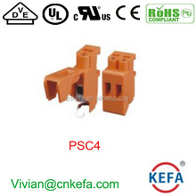 7.5mm fuse transformer terminal blocks with 1pin and 2 pin PSC4
