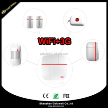 Shenzhen Factory WIFI And 3G Smart Home Automation System