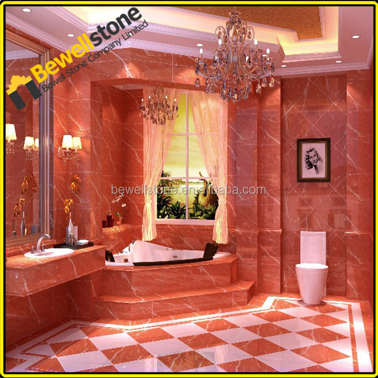 Spanish Natural stone rosso alicante marble is a beautifual red marble from spain