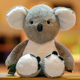 Cute Plush Koala Bear Plushie Doll Stuffed Toy Soft Toy for Baby Kids Children