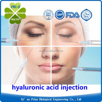 ISO Factory Supply Injectable Hyaluronic Acid