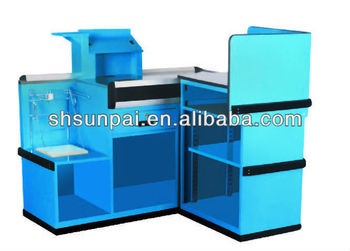 fashion and convenience design checkout cashier counter#23