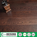 Best-selling125 widthX12(2)mm thickness white oak walnut color engineered wood flooring