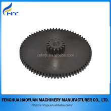 high quality metal pinion gear brass gear stainless steel gear