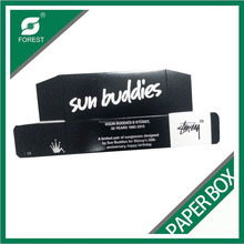 TOP POPULAR PROMOTIONAL CUSTOMIZED ART PAPER PACKAGING BOX FOR SUN BUDDIES EYEWEAR