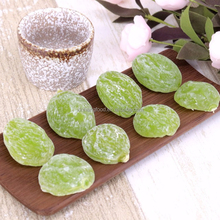 China Factory Directly Wholesale Preserved Jade Plum Fruits