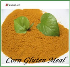 Animal Feed Additives NON-GMO Corn Gluten Meal