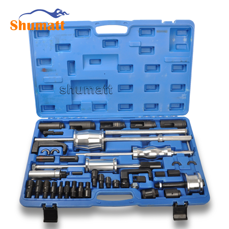 Universal Diesel Injection Nozzle Remove Puller Tool Set suit Most diesel trucks injector nozzle removal