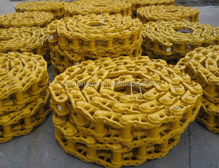 Excavator spare parts undercarriage parts track link assy track shoe for SD16 SD22