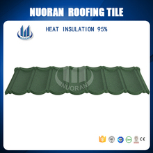Made in China Cheap Colorful Bitumen Corrugated Roofing Sheets/ Insulated Roofing Tile
