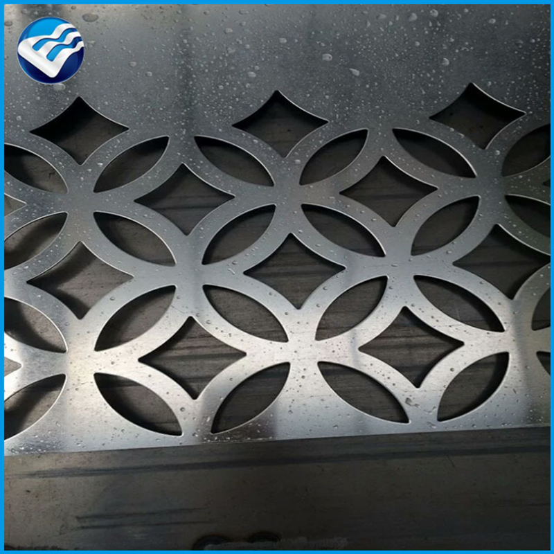 stainless steel mesh perforated aluminum panels plate 2mm metal