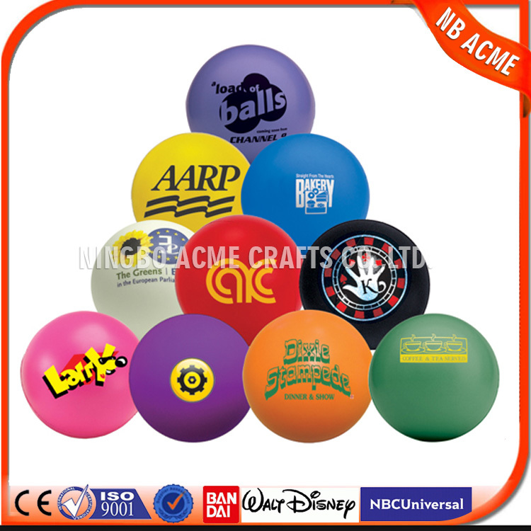 Neue produkte 2015 innovatives produkt pu-schaum ball, pu stress Kugel/pu ball