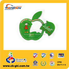 Kids toy advertising magnetic puzzle fridge magnet decoration