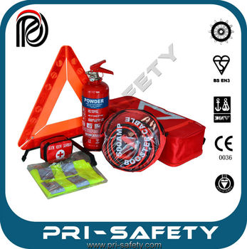 High quality hot sale CE car Emergency Kit