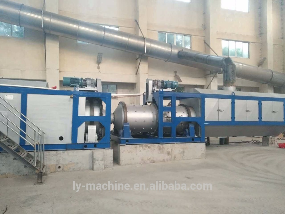 Fashion aluminum dross and liquid separating machine for casting line ballast manufactured in China