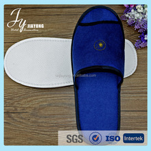 Personal guest room slipper terry hotel slippers manufacturer