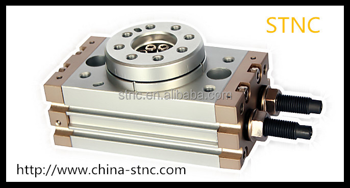 MSQ series Rack type rotary oscillating cylinder
