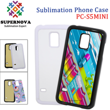Sublimation Blank high quality PC Phone Case for Samsung Galaxy S5 MINI