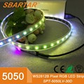 5 volts dc usb magic rgb 5050 smd led strip light