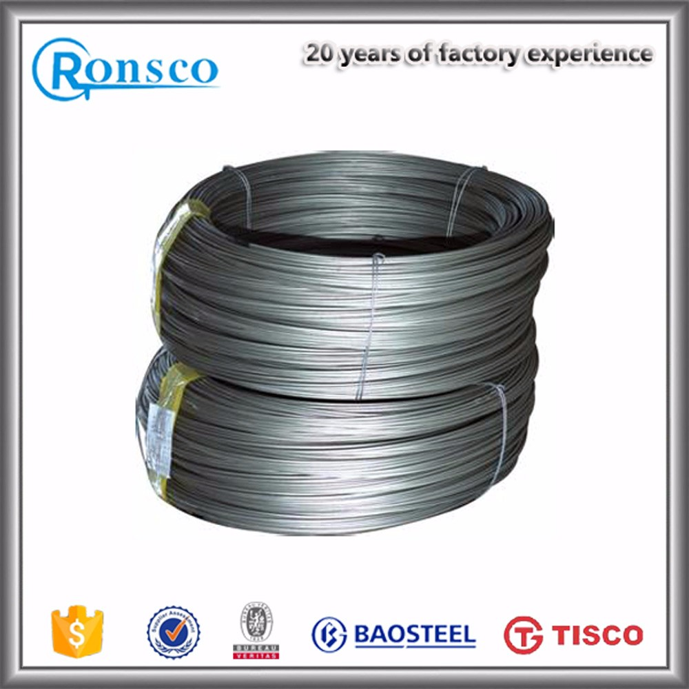 14 gauge 0.5mm 317l food grade stainless steel wire