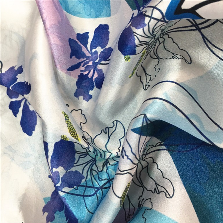Factory Direct Top Quality Own Design Custom Fabric Printing