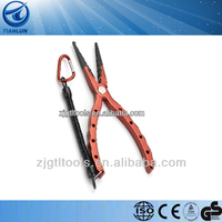 Stainless Steel Aluminum Alloy Fishing Pliers