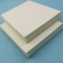 Light Weight FRP Plastic Sandwich Panel, FRP PU Sandwich Panel , interior decorative frp wall panel