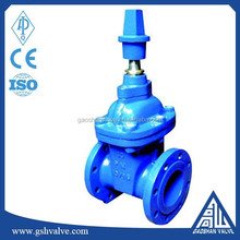 direct buried non-rising stem gate valve