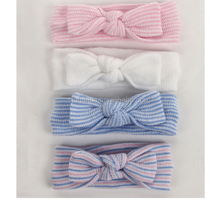 2016 new children with cute baby and lace bow bow hair band