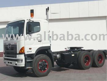 Hino Tractor Head or Prime Mover