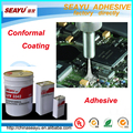 uv 3342 LV-free solvent uv conformal coating for pcb without component