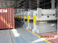 WC67Y-40T/3200 Hydraulic Press Brakes