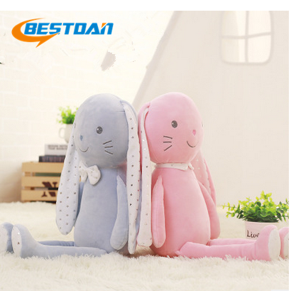 Bestdan custom design big size pp cotton loppy ear plush stuffed toy <strong>rabbit</strong>