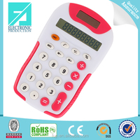 Fupu 8 digit Mini calculator clip, calculator for promotion gifts for sale