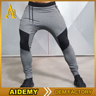 2017 new arrivals slim fit fitted tracksuit bottoms ,mens gym wear joggers