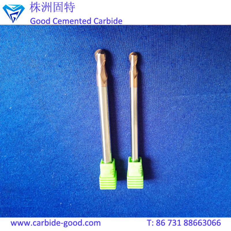 Various Types of Tungsten Carbide End Mill Cutter