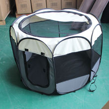 Factory Wholesale Pet Cat Dog Playpen Puppy Kennel Crate Free Carrying Bag