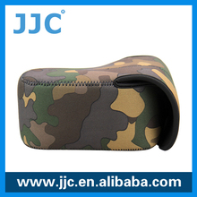 JJC OC-MC1 Camouflage Camera Bag For Canon Nikon Pentax Digital SLR Cameras+eFonto Cleaning Paper Tissue Gift