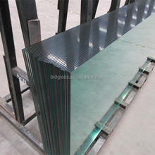 8mm 10mm 12mm tempered glass fence panel
