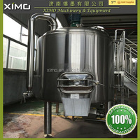 industrial beer brewing alcohol distillation equipment